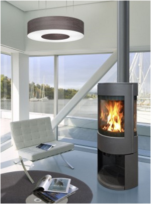 Wood burning stoves and log burners - Peak Fireplaces, Derbyshire